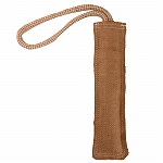 DogSpot Fused Jute Retriever Stick Toy