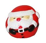 DogSpot Santa Ball Toy - 3 Inches