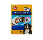 Pedigree Dentastix Large Breed Adult Month Pack - 270 gm ( 4 Packs)