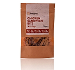 PetSpot Chicken Sandwich Bits - 70 gm