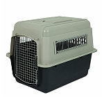 Petmate Ultra Vari Kennel Intermediate -(LxBxH - 32x22.5x24 Inch)