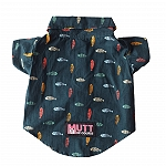 Mutt of Course Fishes in the Sea Shirt for Dogs- 2XL
