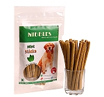 Nibbles Mint Sticks - 100 Gm (Pack Of 5)