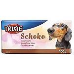 Trixie Schoko Dog Chocolate - 100 gm
