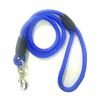 DogSpot Twril Dog Leash Blue - Large