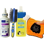 DogSpot Dry Bath Kit