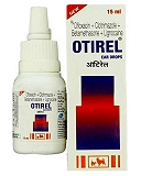 Pfizer Otirel Ear Drop - 15 ml