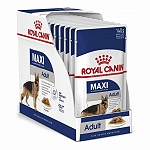 Royal Canin Maxi Adult - 1.40 Kg (140 gm x 10 Pouches)