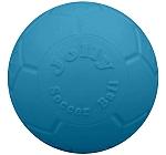 Jolly Pets  Jolly Scoccer Ball Dog Toy Ocean Blue - 20.3 cm