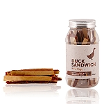 PetSpot Duck Sandwich - 100 gm