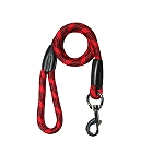 DogSpot Active Rope Leash Red - Large