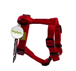 DogSpot Premium Harness Red - Xsmall With Wag Tag