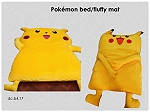 Dogue Couture Pokemon Dog Bed - Large