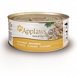 Applaws Cat Can Food Chicken Breast -70 gm (24 cans)