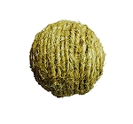 CatSpot Natural Sisal Scratch Ball Toy -  2.5 Inches