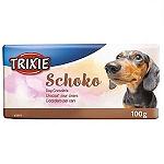 Trixie Milchie Dog White Chocolate - 100 gm