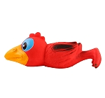 DogSpot Angry Flying Bird Squeaky Toy