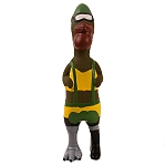 DogSpot Latex Crazy Chicken Diver Toy