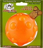 Jolly Pets  Jolly Jumper Dog Toy Orange - 7.6 cm