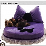 Dogue Couture Bow Wow Dog Bed - Medium