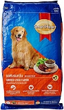 Smart Heart Dry Dog Food Smoked Liver Adult - 10 kg