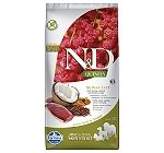 Farmina N&D Dry Dog Food Grain Free Quinoa Skin & Coat Duck Adult - 7 Kg