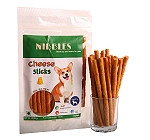 Nibbles Cheese Sticks - 100 gm (Pack Of 5)