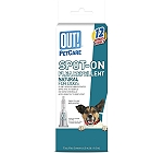 Out Spot On Flea Repellent Natural for Dogs 6ml - 6 Pcs