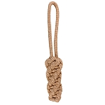 DogSpot Jute Cotton Rope Helix With Loop