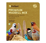 PetSpot Premium Wax Bill Mix - 400 gm