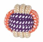 Trixie Rope Ball - 6 cm