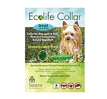 Ecolife Dog Tick & flea collar - Small