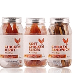 PetSpot Chicken Treat Pack