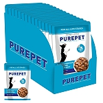 Drools Purepet Dog Chicken and Veg Chunks in Gravy Adult  - 70 gm