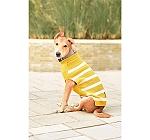 Mutt of Course Dog Sweater Mustard - Medium