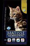 Matisse Adult Cat Food Salmon & Tuna - 400 gm