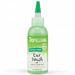 Tropiclean Alcohol-Free Ear Wash 118ml