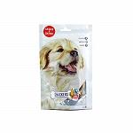 Snackers Chicken N Cod Roll Dog Treat - 70 gm