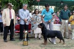 Baroda Dog Show 4th Nov 2012 | sw-64, ex-150,lineup,sw-64,