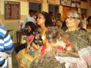 dog show held in ambernath by dr laxman pawar and rotary club of ambernath. |