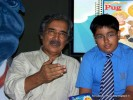 Mike Pandey and Dhruv talking to Media | book launch- as cute as a pug