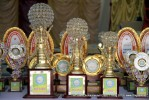 The Salem Acme Kennel Dog Show | show trophy,sw-85,