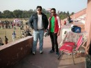 at show ground |
