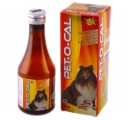 Pet-O-Cal Dog And Cat Calcium Syrup 200 ml