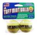 PETSPORT Jr. Tuff Mint Balls Dog Toy - 2 Pack