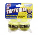 PETSPORT Jr. Tuff Balls Dog Toy - 2 Pack