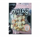 Milky Chew Bone With Chicken  Dog Treat - 10 Pieces