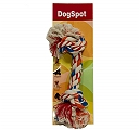 DogSpot Cotton Bone Rope Toy - Large