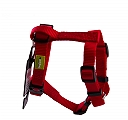 DogSpot Premium Harness Red 25 mm - Large