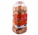 Nibbles Carrot & Milk Dog Biscuit - 1 Kg